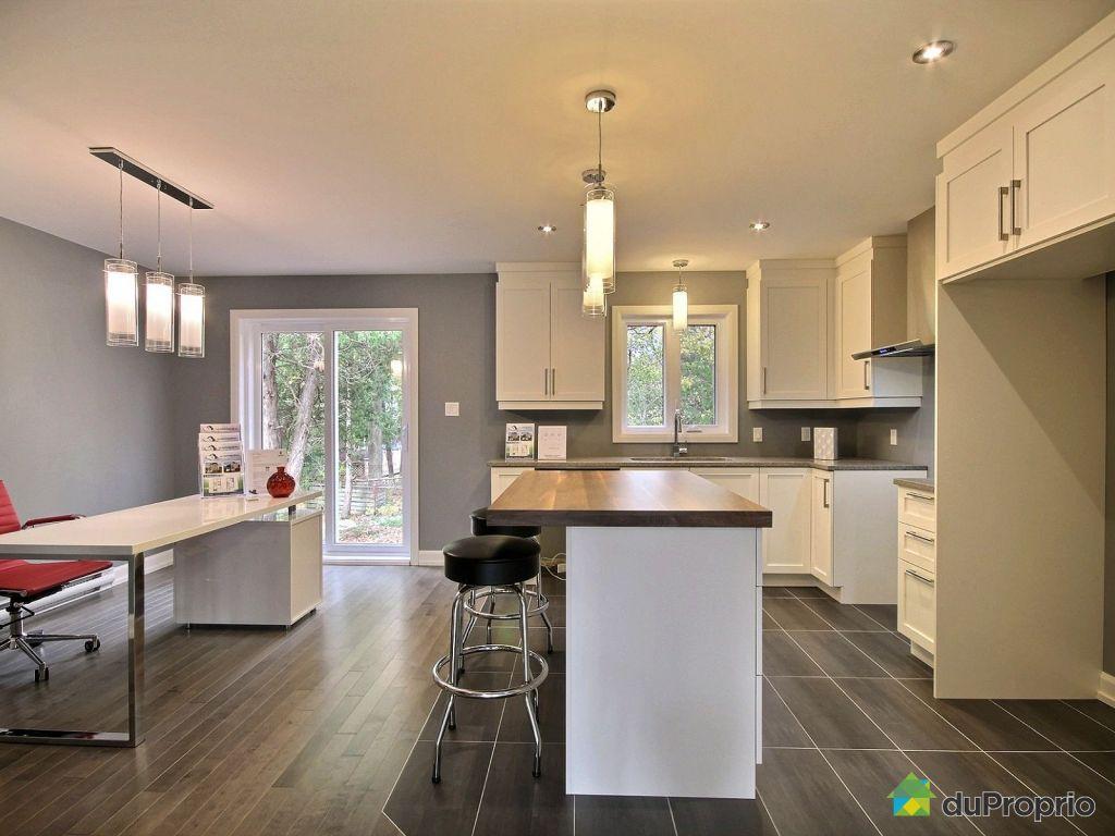 9 Avenue Des Pins Mod Le Cambridge Par Les Habitations Rb