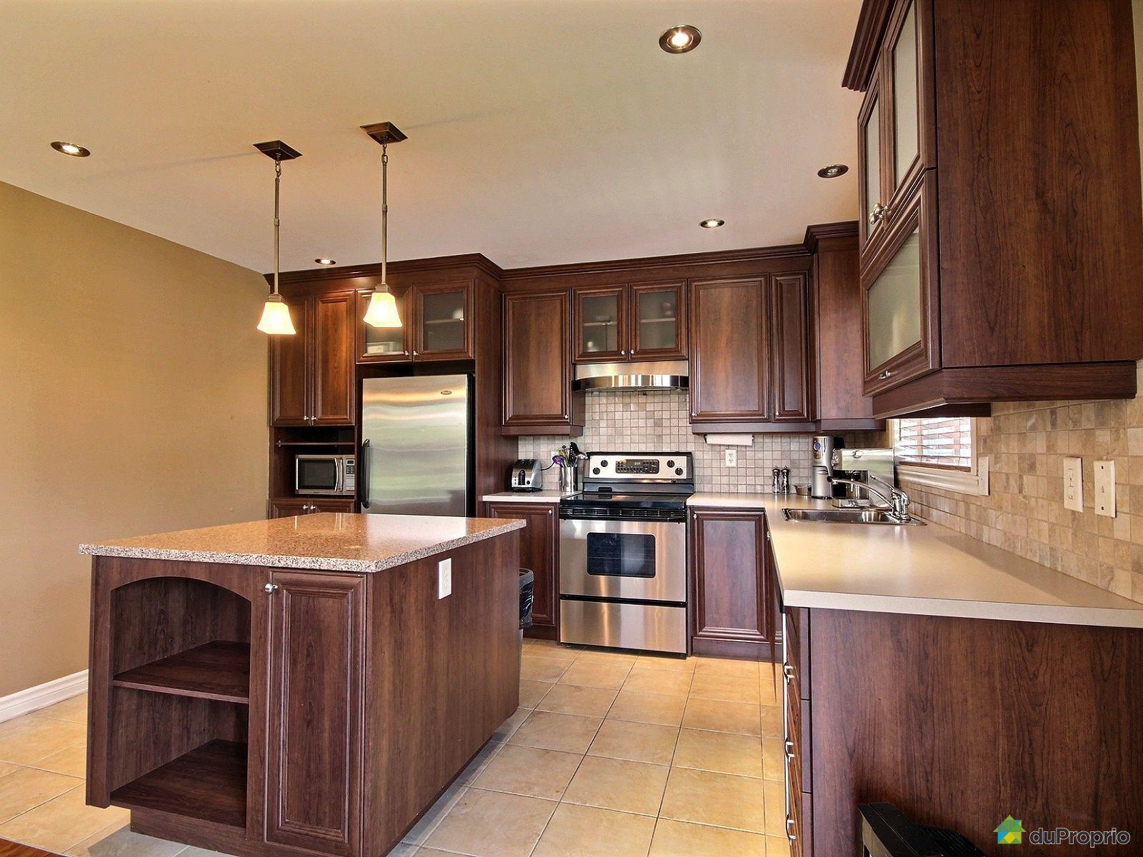 Jumel vendre st bruno de montarville 3141 rue de la for Ares cuisine st bruno