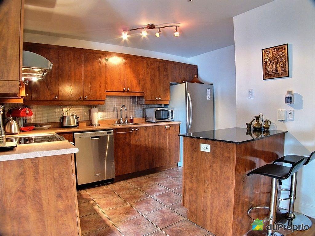 Loft vendu montr al immobilier qu bec duproprio 293409 for Cuisine ouverte tard montreal