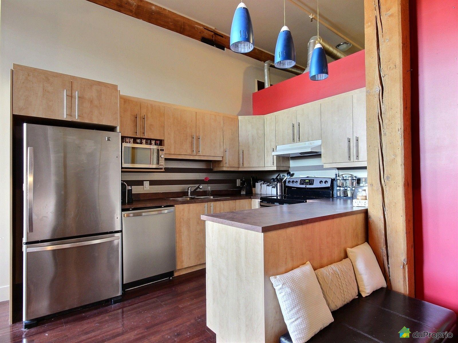 loft vendre st jean sur richelieu 201 rue saint louis immobilier qu bec duproprio 610445. Black Bedroom Furniture Sets. Home Design Ideas