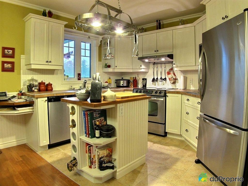 Maison vendu bromont immobilier qu bec duproprio 464765 for Cuisine 3d bromont