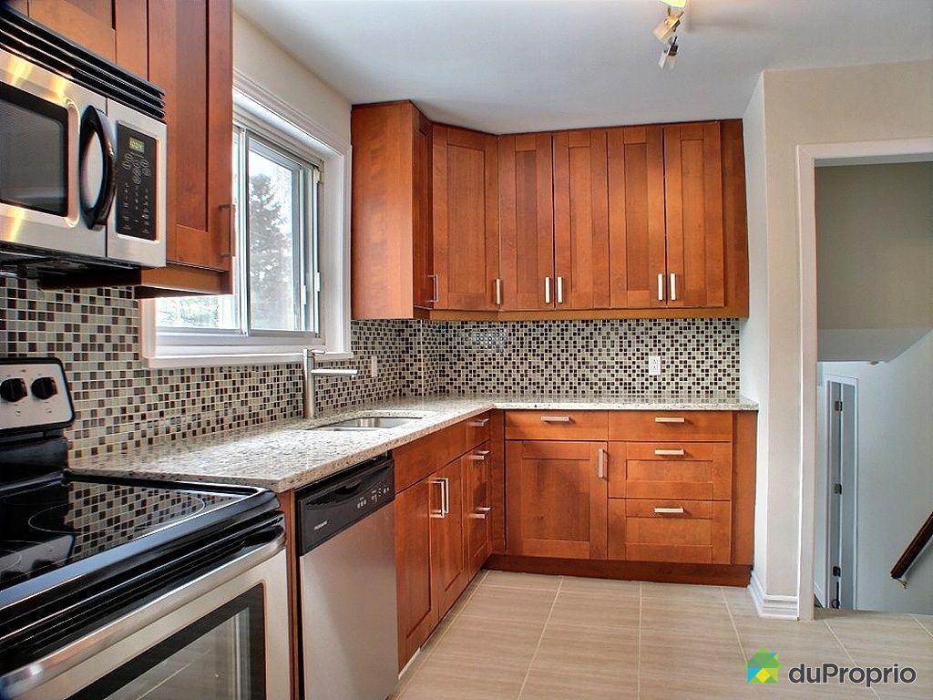 Maison vendu montr al immobilier qu bec duproprio 302116 for Ares cuisine pointe claire
