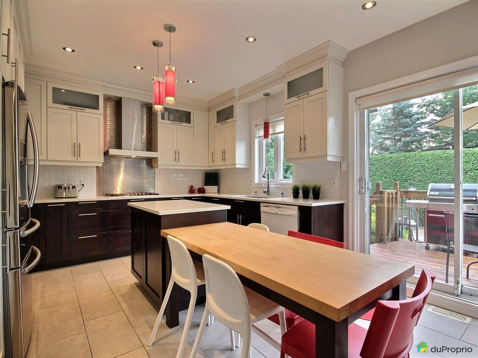 Maison vendre st bruno de montarville 801 rue marie for Ares cuisine st bruno