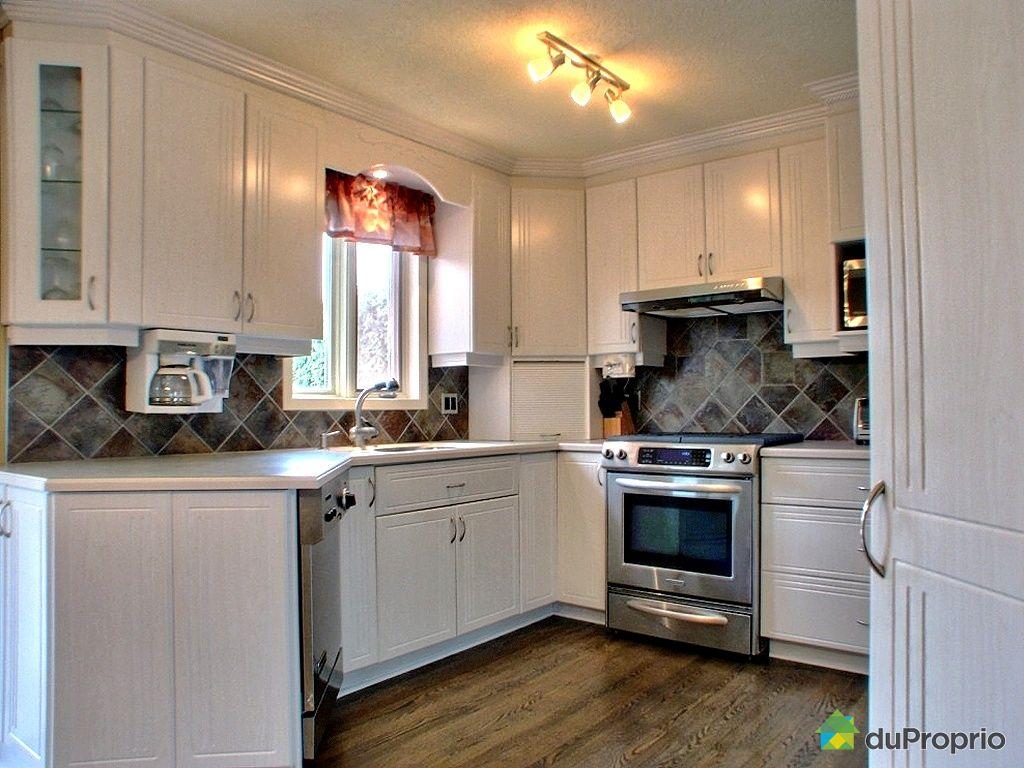 Maison vendu gatineau immobilier qu bec duproprio 328050 for Armoire cuisine gatineau