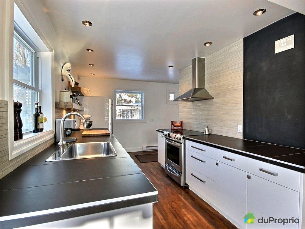 Maison vendu montr al immobilier qu bec duproprio 481726 for Ares cuisine pointe claire
