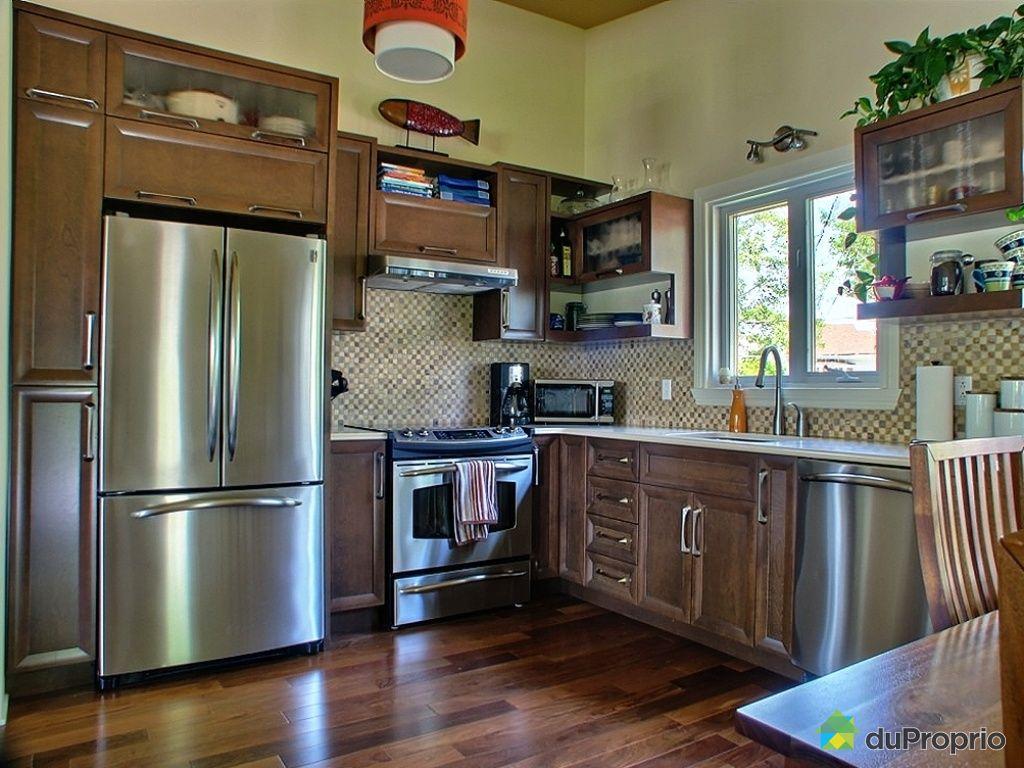 Maison vendu chambly immobilier qu bec duproprio 260226 for Atelier cuisine dix30