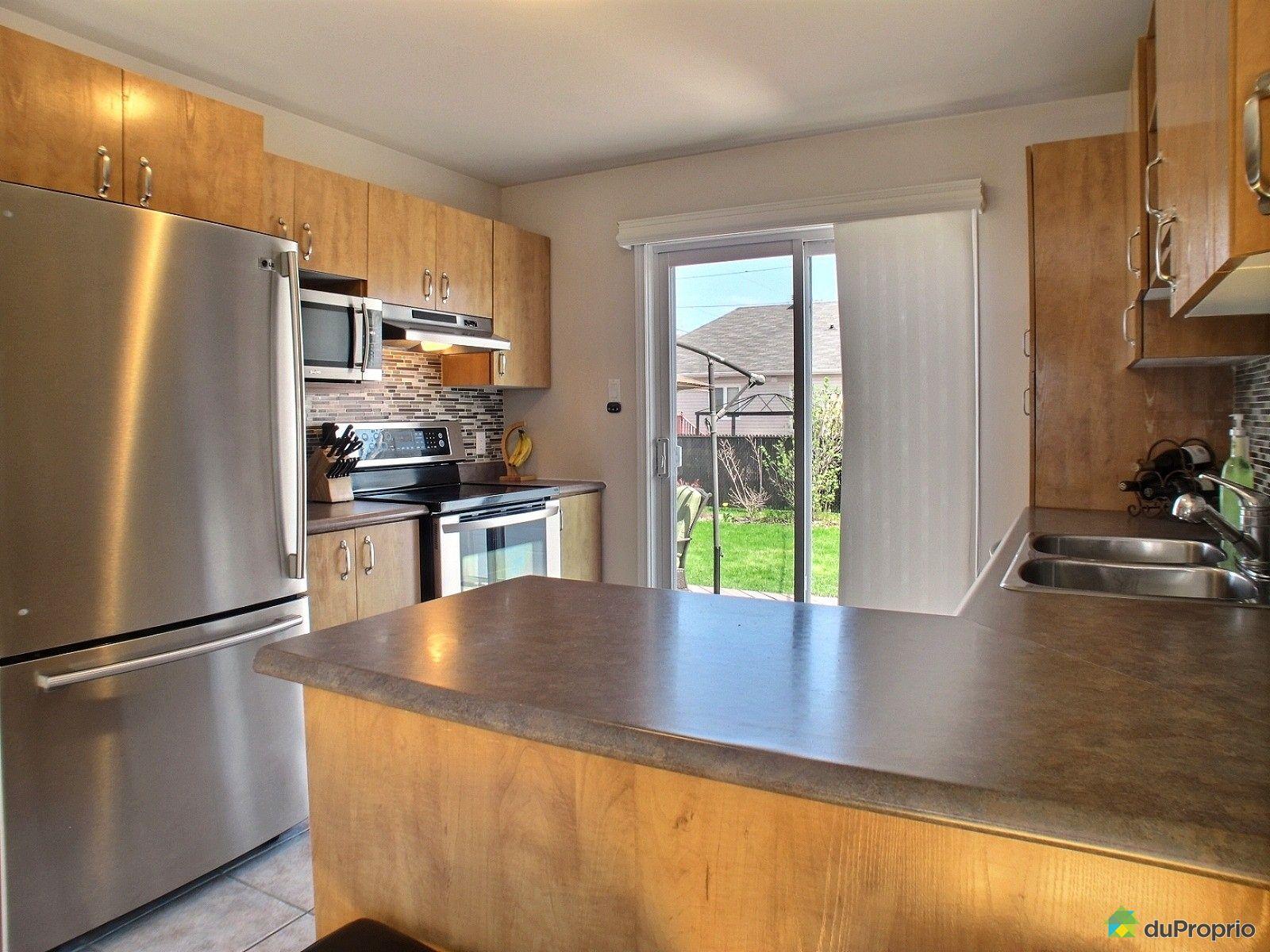 Maison vendu gatineau immobilier qu bec duproprio 513340 for Cuisine gatineau