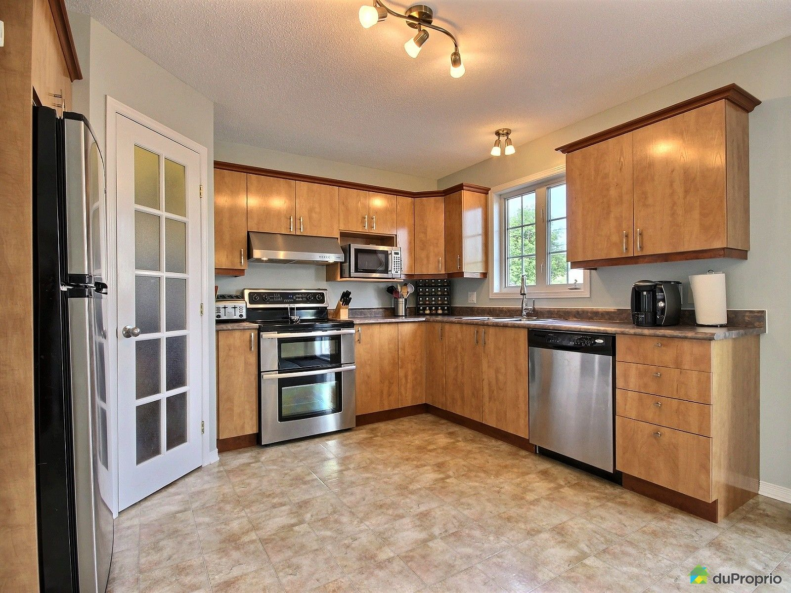 Maison vendu gatineau immobilier qu bec duproprio 530370 for Cuisine gatineau