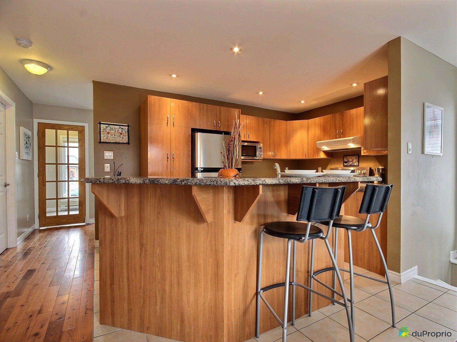 Maison vendu gatineau immobilier qu bec duproprio 558226 for Cuisine gatineau