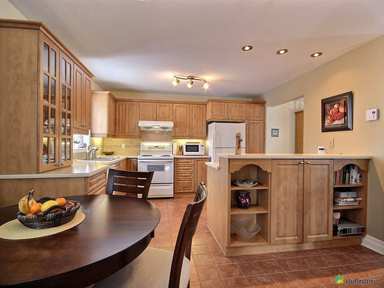 Maison vendu gatineau immobilier qu bec duproprio 575466 for Cuisine gatineau