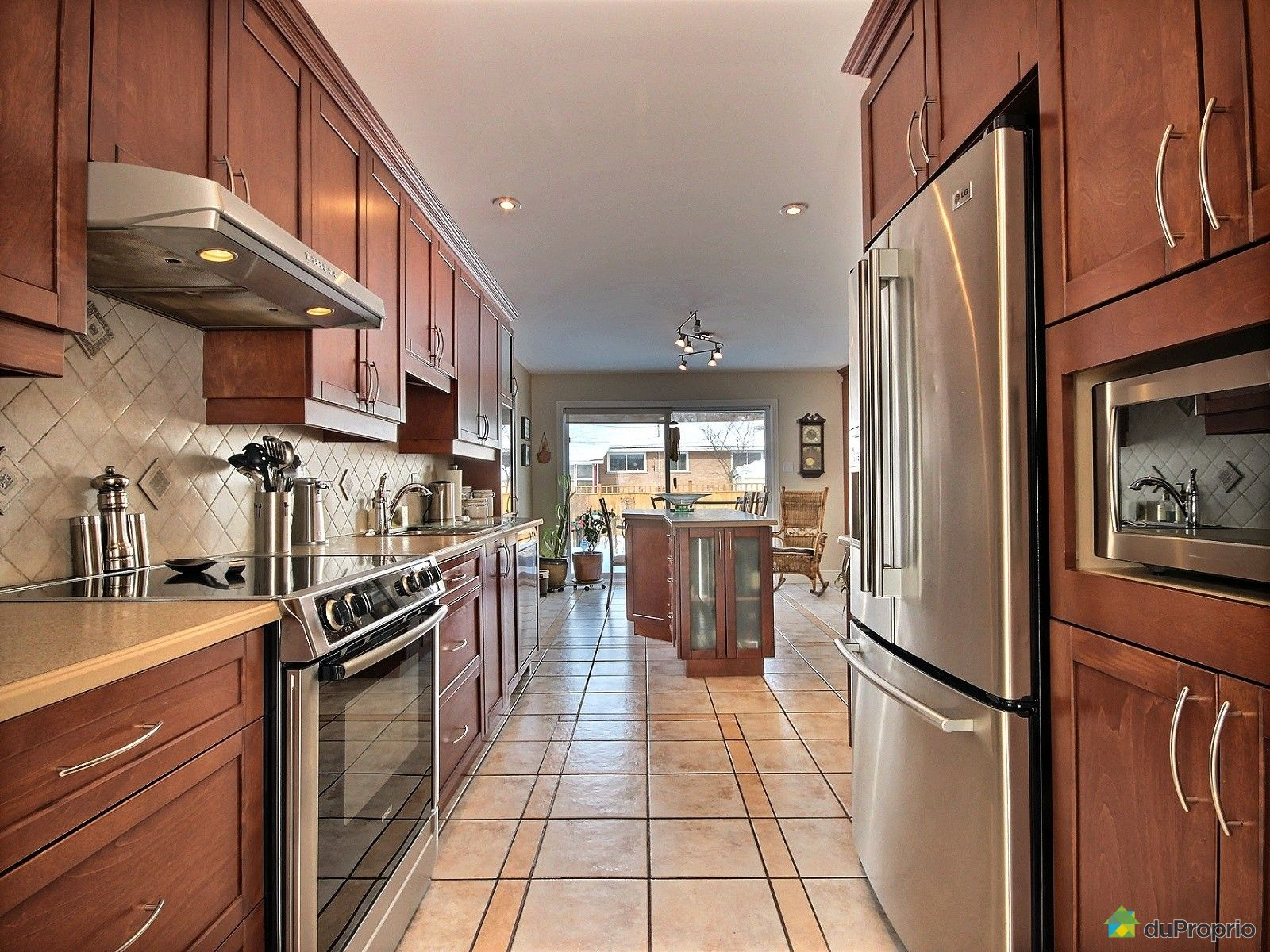 Maison vendu gatineau immobilier qu bec duproprio 585760 for Cuisine gatineau
