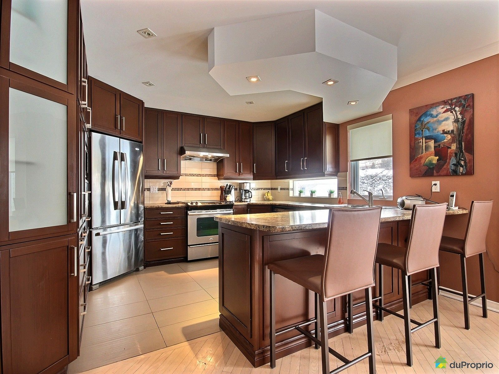 Maison vendu gatineau immobilier qu bec duproprio 688887 for Cuisine gatineau