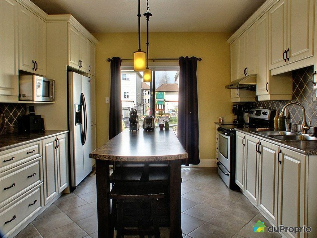 Maison vendre gatineau 59 rue claude monet immobilier for Cuisine gatineau