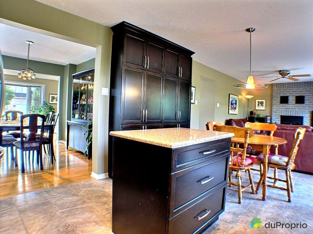 Maison vendu gatineau immobilier qu bec duproprio 352645 for Cuisine gatineau