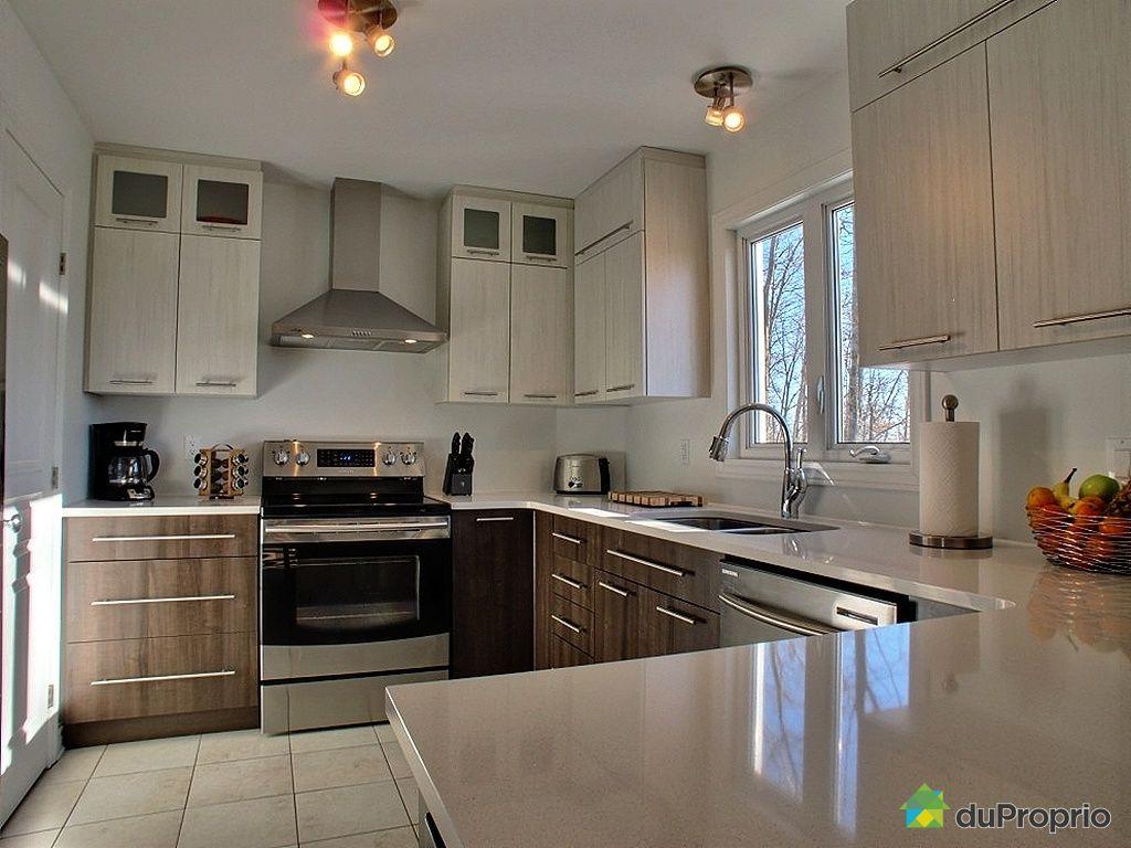 Maison vendu gatineau immobilier qu bec duproprio 389408 for Cuisine gatineau