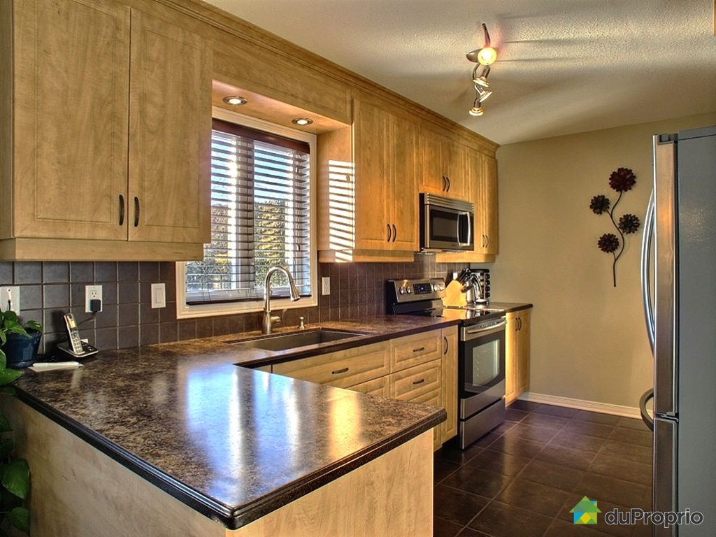 Maison vendu gatineau immobilier qu bec duproprio 395152 for Cuisine gatineau