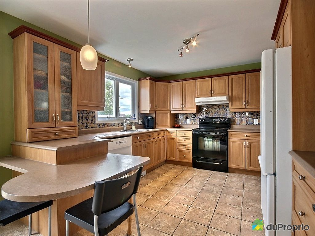 Maison vendu gatineau immobilier qu bec duproprio 441765 for Cuisine gatineau