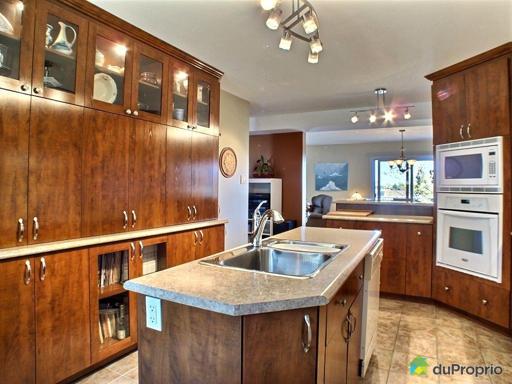 Maison vendu gatineau immobilier qu bec duproprio 447167 for Cuisine gatineau