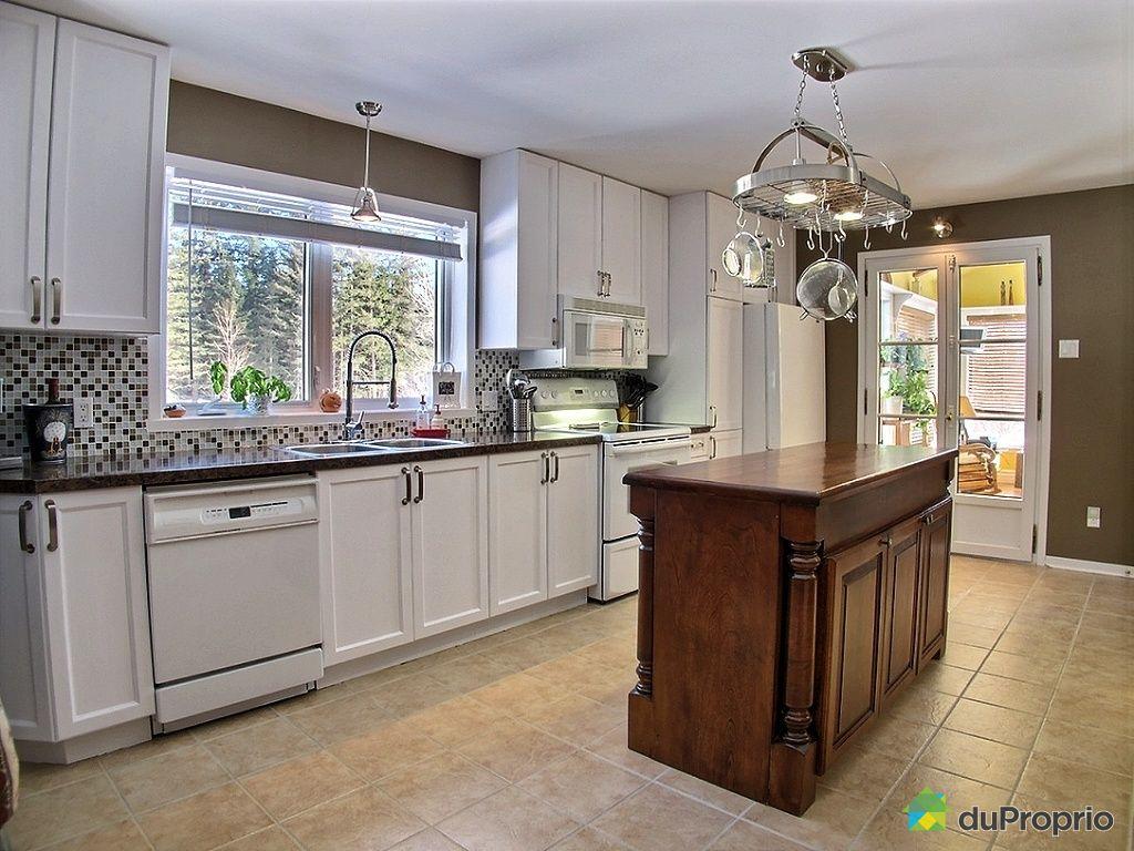 Maison vendu la conception immobilier qu bec duproprio for Conception cuisine quebec