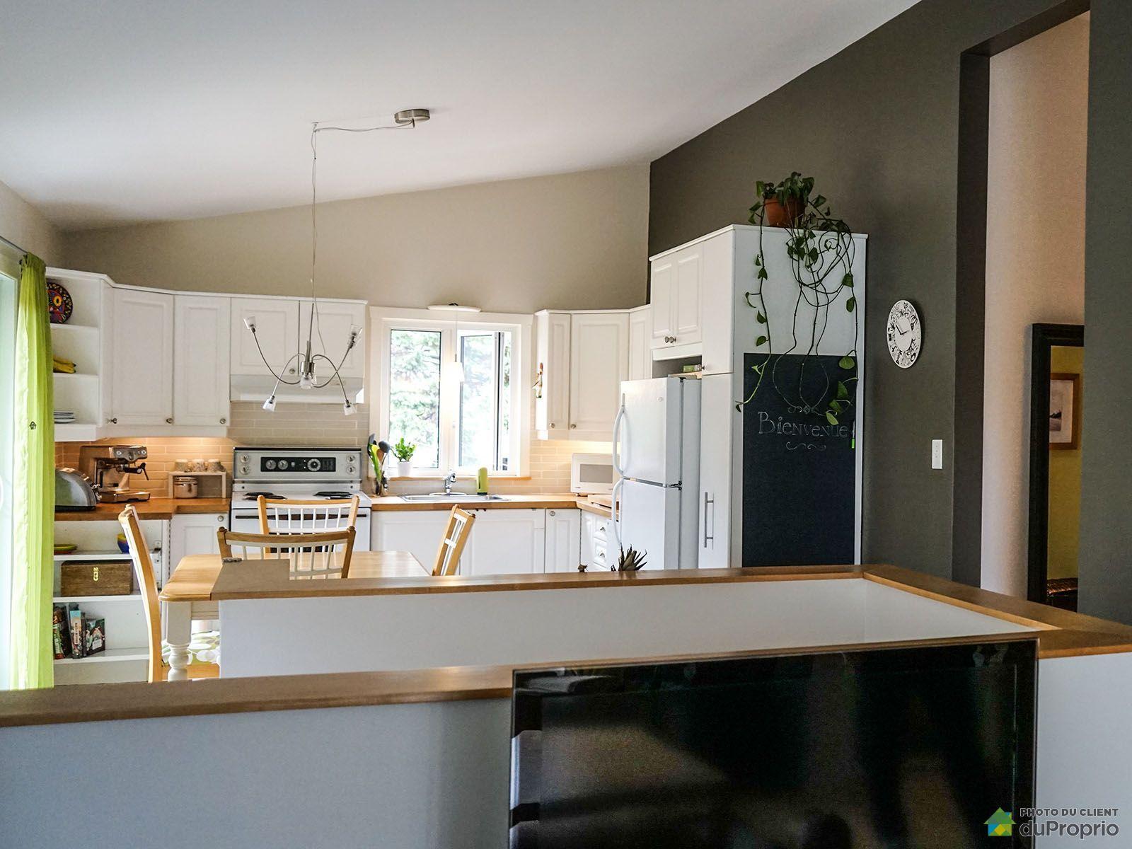 Maison vendu laval des rapides immobilier qu bec for Atelier de cuisine laval