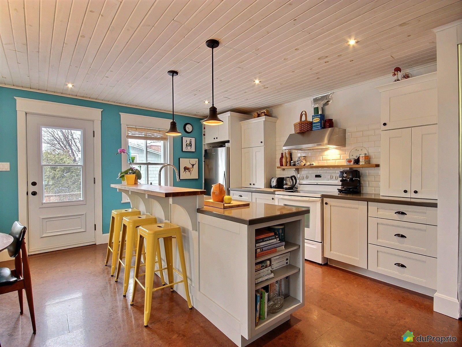Maison vendre l vis 50 rue barras immobilier qu bec for Cuisine 50 rue condorcet