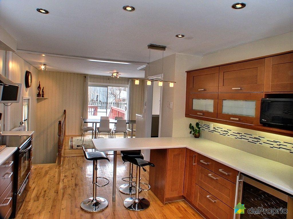 Maison vendu montr al immobilier qu bec duproprio 314166 - Cuisine maison pierre ...