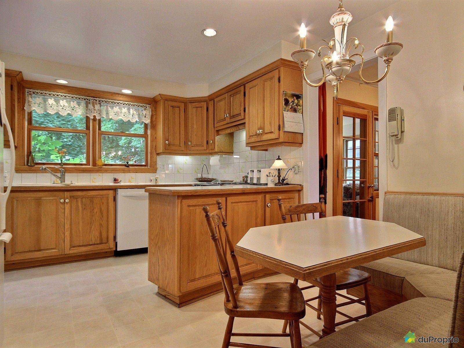 Maison vendu montr al immobilier qu bec duproprio 622129 for Ares cuisine pointe claire