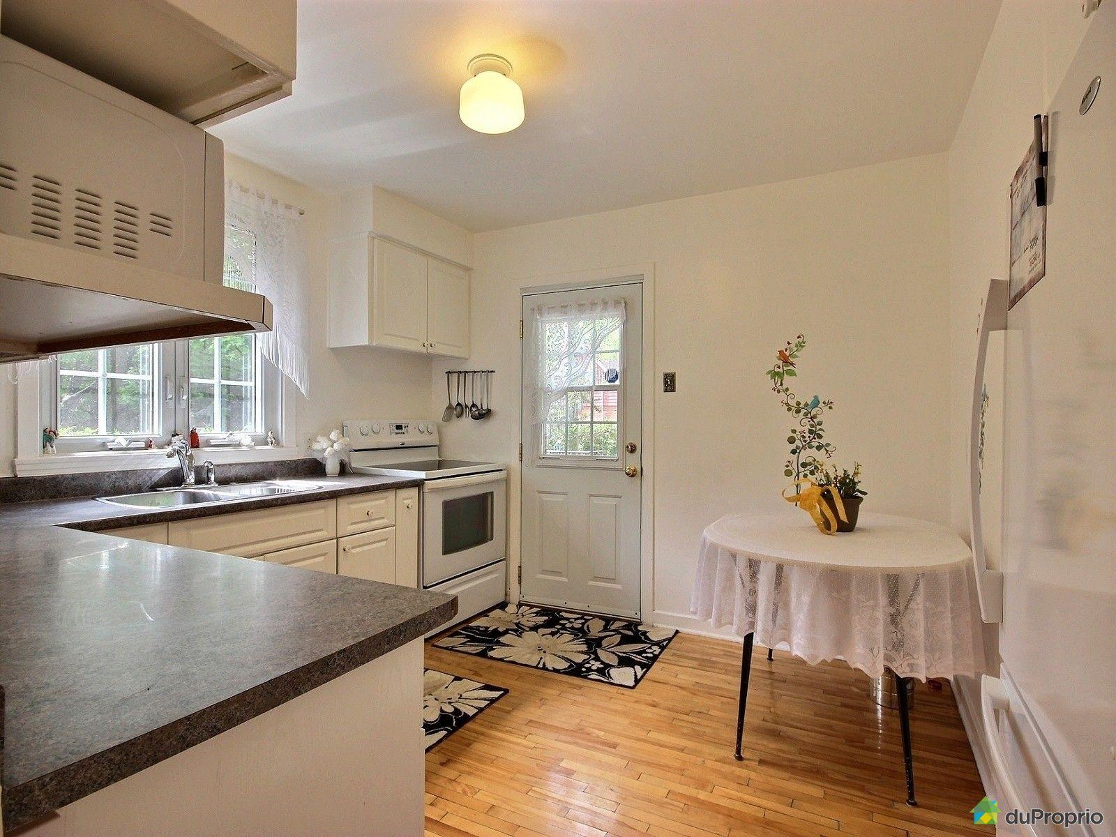 Maison vendu montr al immobilier qu bec duproprio 638607 for Ares cuisine pointe claire