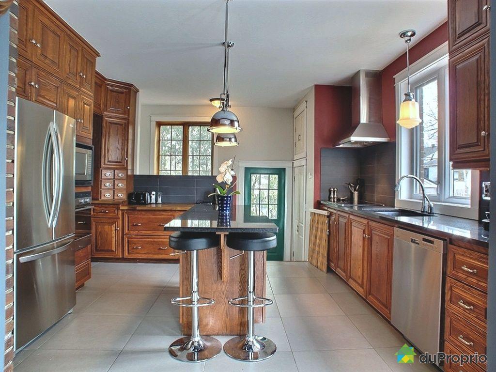 Maison vendre montr al 38 rue prince edward for Ares cuisine pointe claire