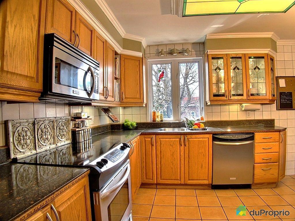 Maison vendu montr al immobilier qu bec duproprio 412709 for Ares cuisine pointe claire