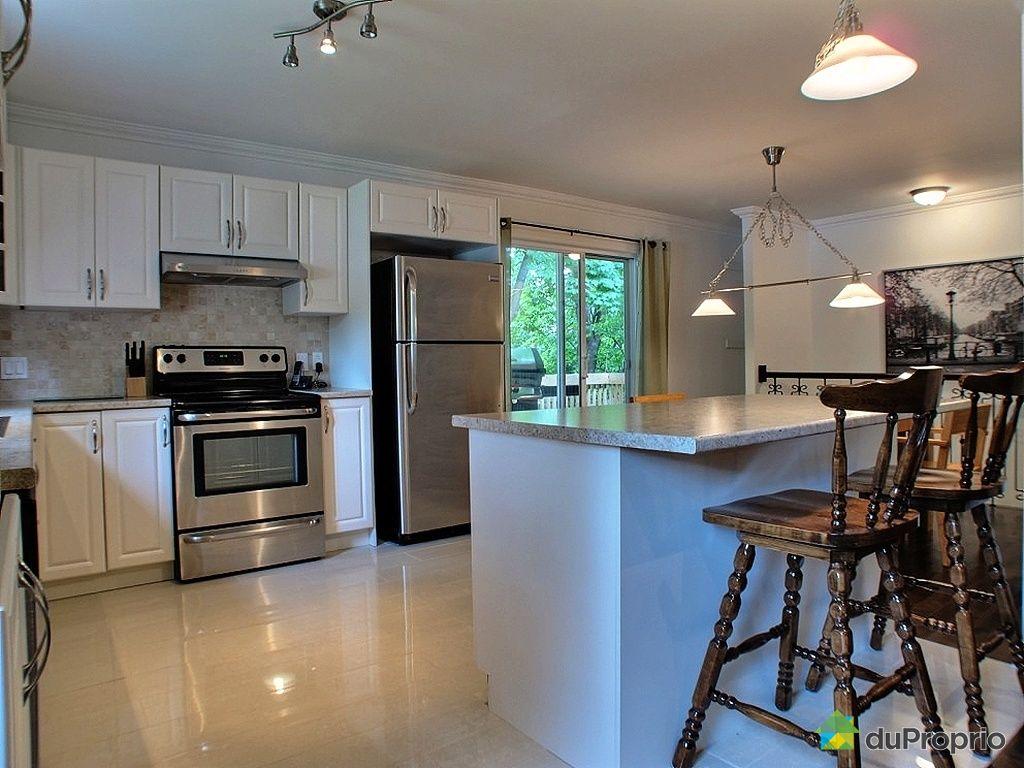 Maison vendu montr al immobilier qu bec duproprio 439667 for Ares cuisine pointe claire