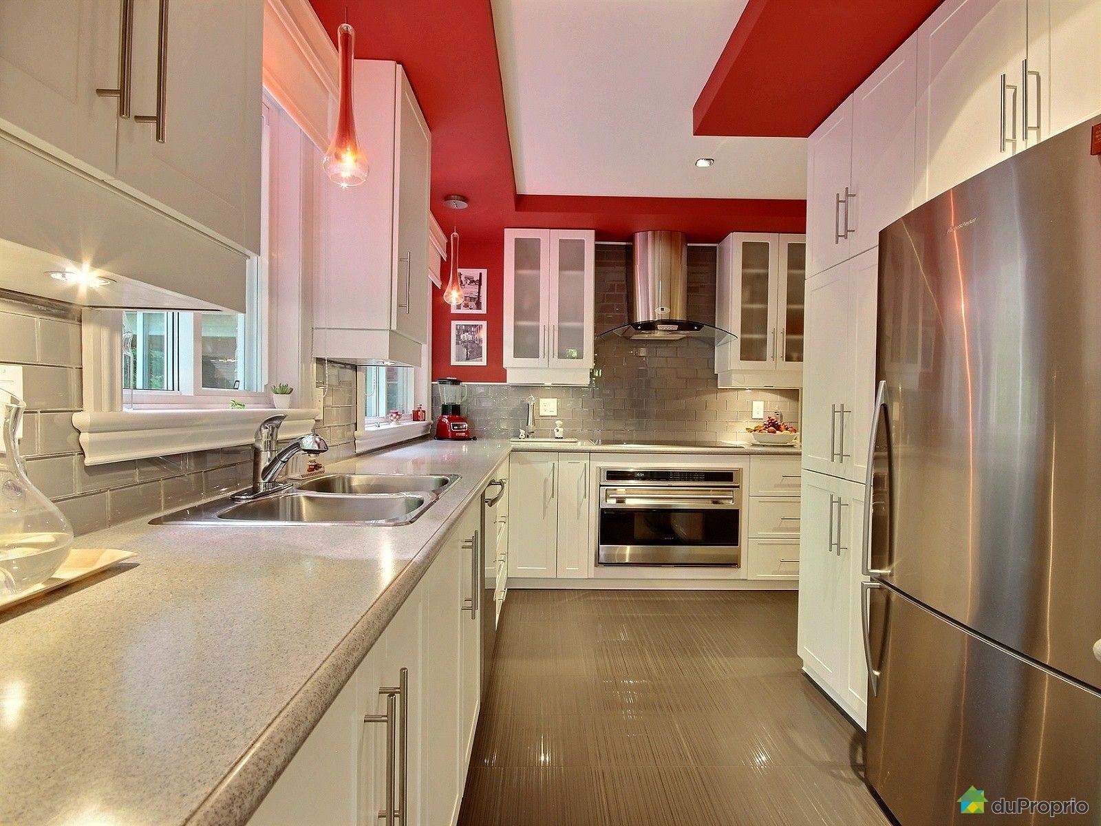 Maison vendre st bruno de montarville 60 rue des for Ares cuisine st bruno