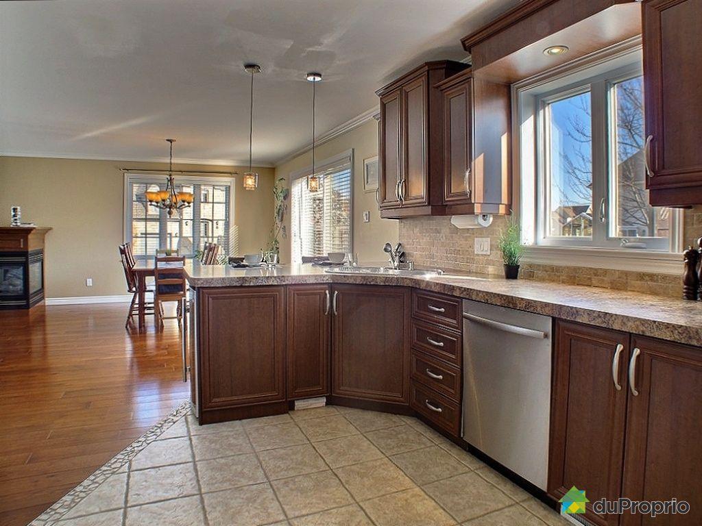 maison vendu st jean sur richelieu immobilier qu bec duproprio 264941. Black Bedroom Furniture Sets. Home Design Ideas