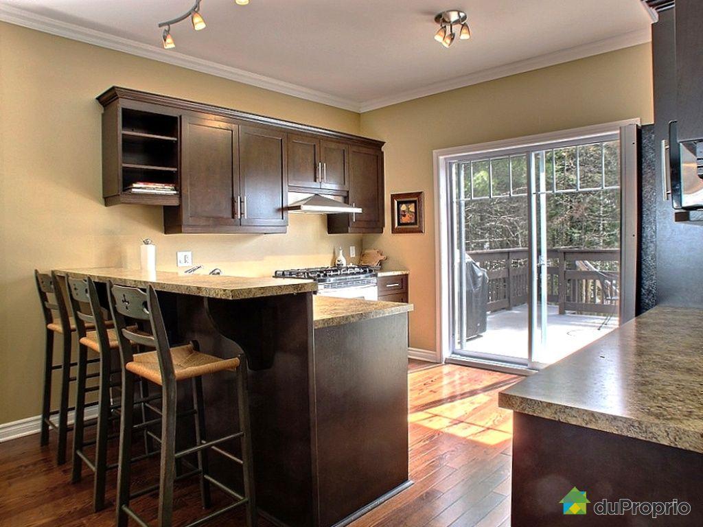 Maison vendu SteAdèle, immobilier Québec  DuProprio  160010