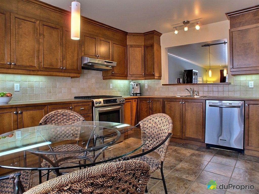 Maison vendu montr al immobilier qu bec duproprio 394575 for Ares cuisine pointe claire