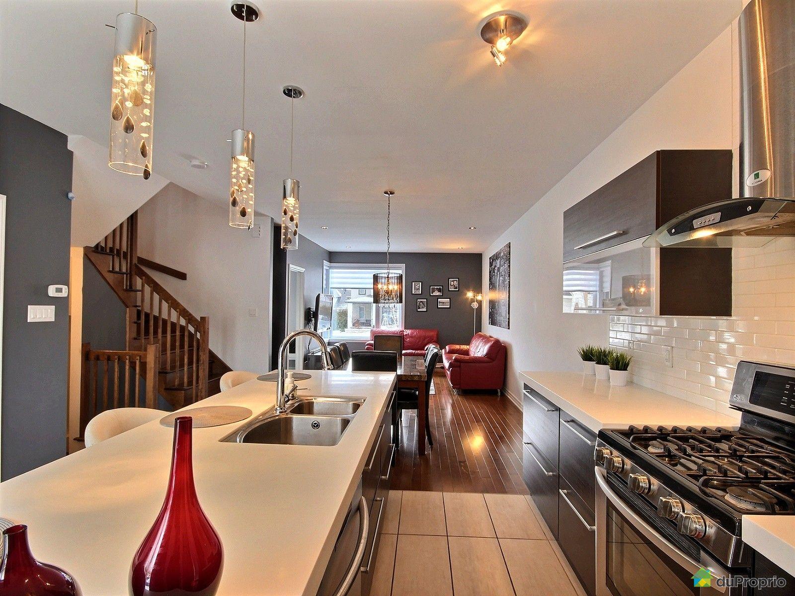 Maison vendre st bruno de montarville 3343 rue de la for Ares cuisine st bruno