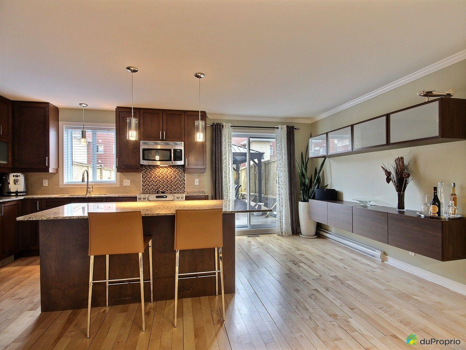 Maison vendre st bruno de montarville 1326 rue des for Ares cuisine st bruno