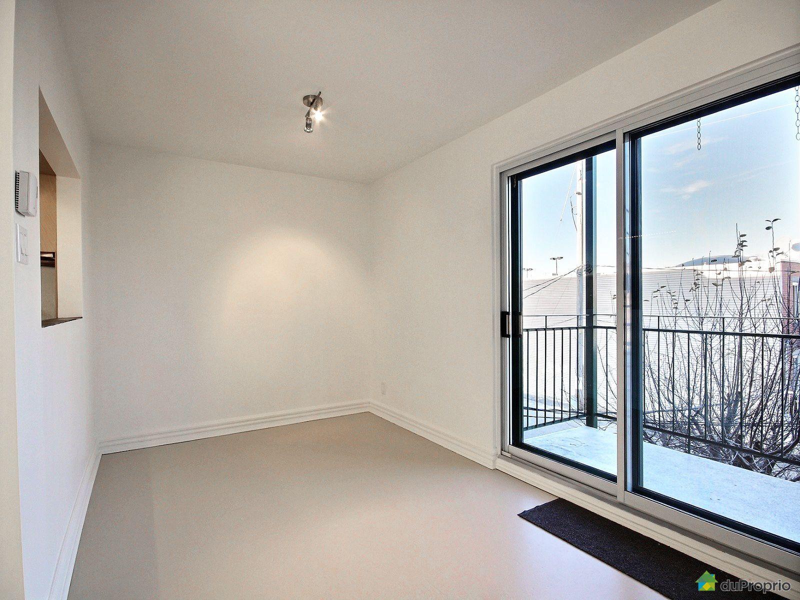 Condo sold in montreal duproprio 667813 for Avantage maison neuve