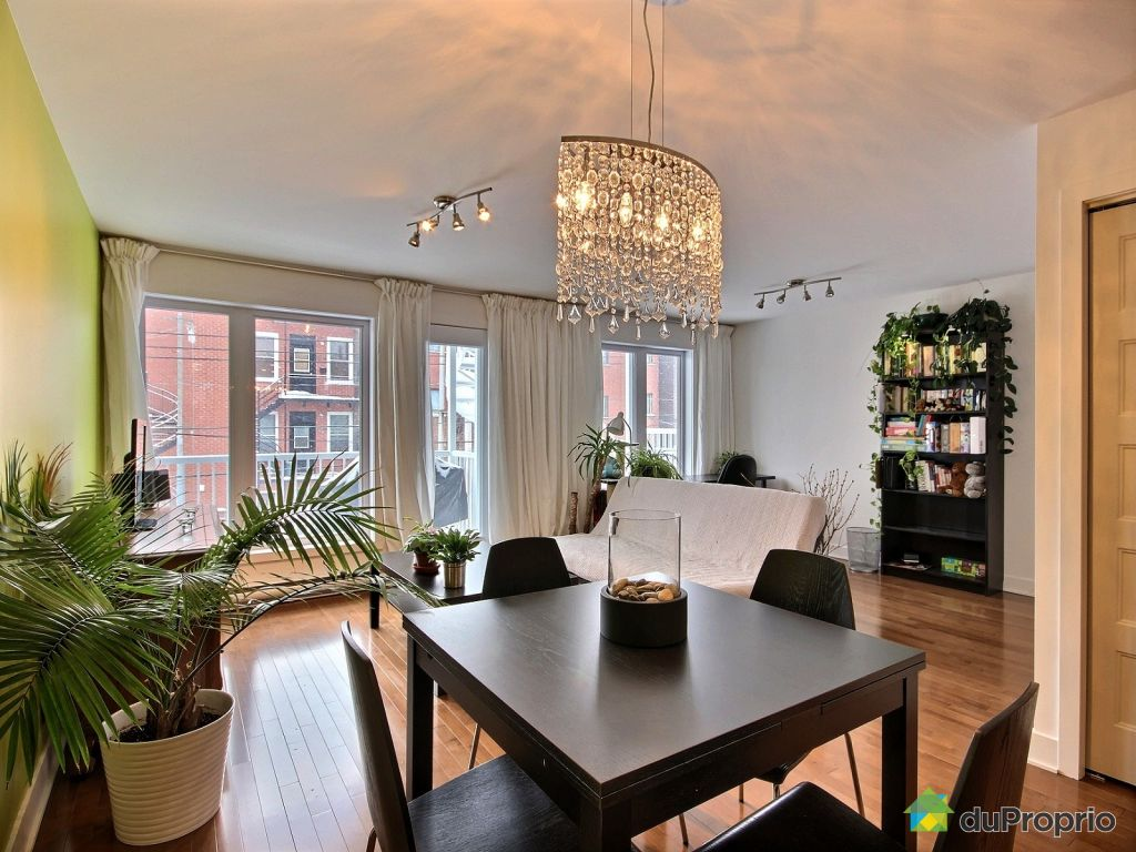 Condo for sale in Montreal 201 2596 avenue Charlemagne DuProprio  #91653A
