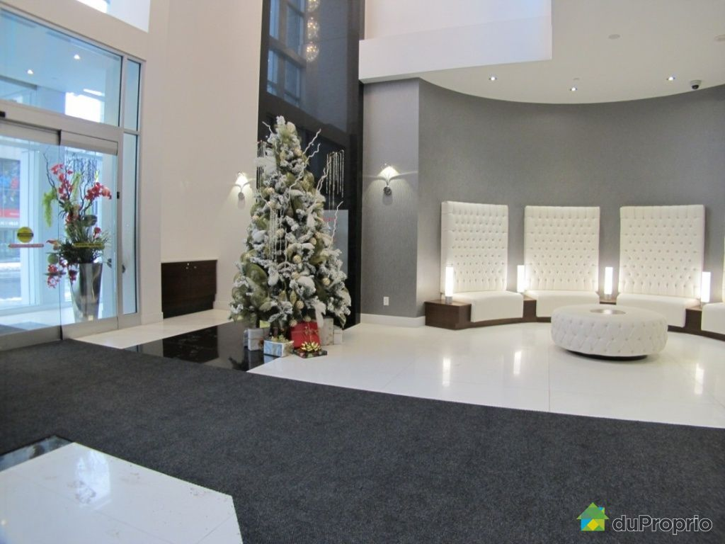 condo vendu montr al immobilier qu bec duproprio 480724. Black Bedroom Furniture Sets. Home Design Ideas