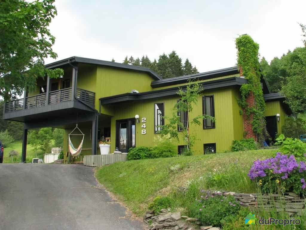 Maison vendu gasp immobilier qu bec duproprio 530591 for Acheter maison quebec canada