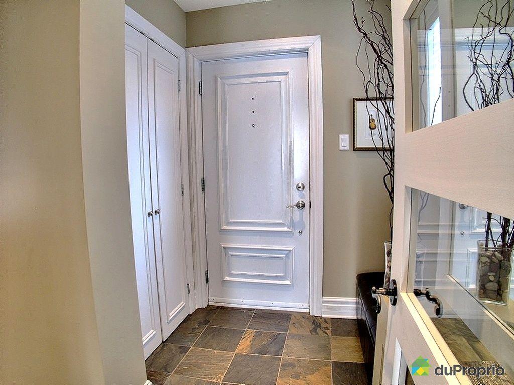 Maison vendu montr al immobilier qu bec duproprio 392305 for Petite entree maison
