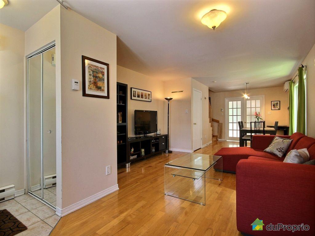 Maison vendu montr al immobilier qu bec duproprio 525529 for Petite entree maison