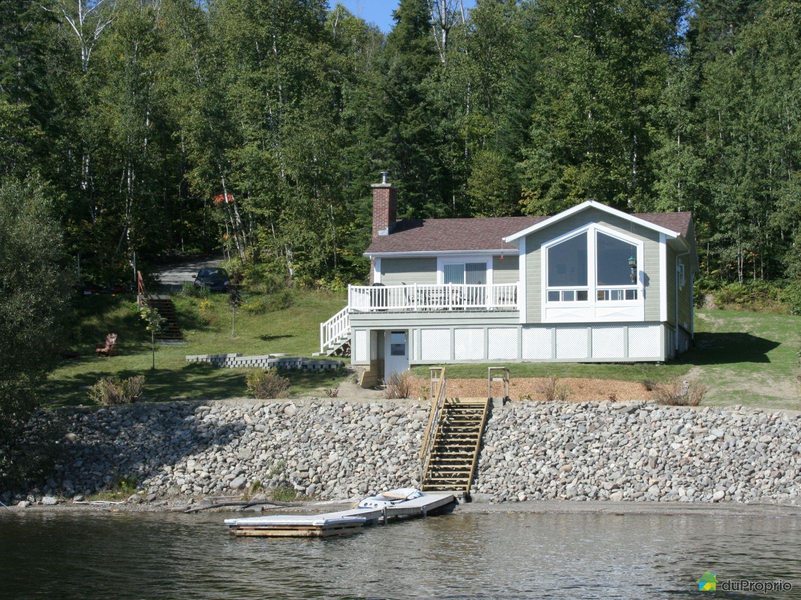 a vendre lac temiscouata proprietes etangs a. Black Bedroom Furniture Sets. Home Design Ideas
