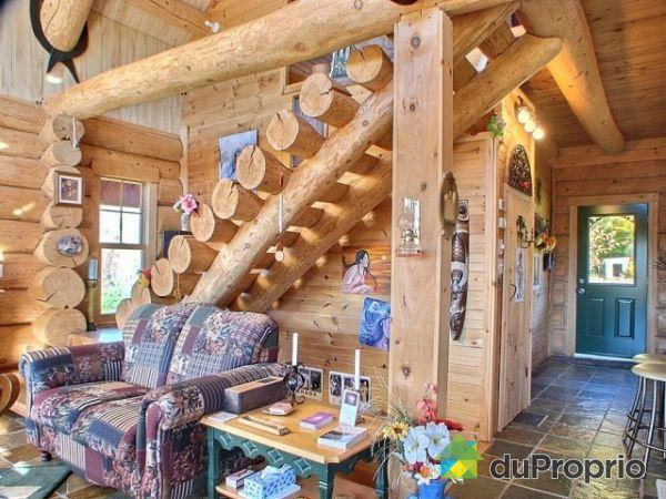 Maison vendu dixville immobilier qu bec duproprio 213176 - Escalier en rond a vendre ...