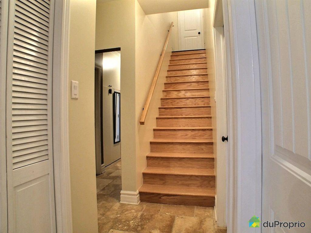 Maison vendre luskville 333 chemin kerr immobilier for Combien coute un sous sol de maison