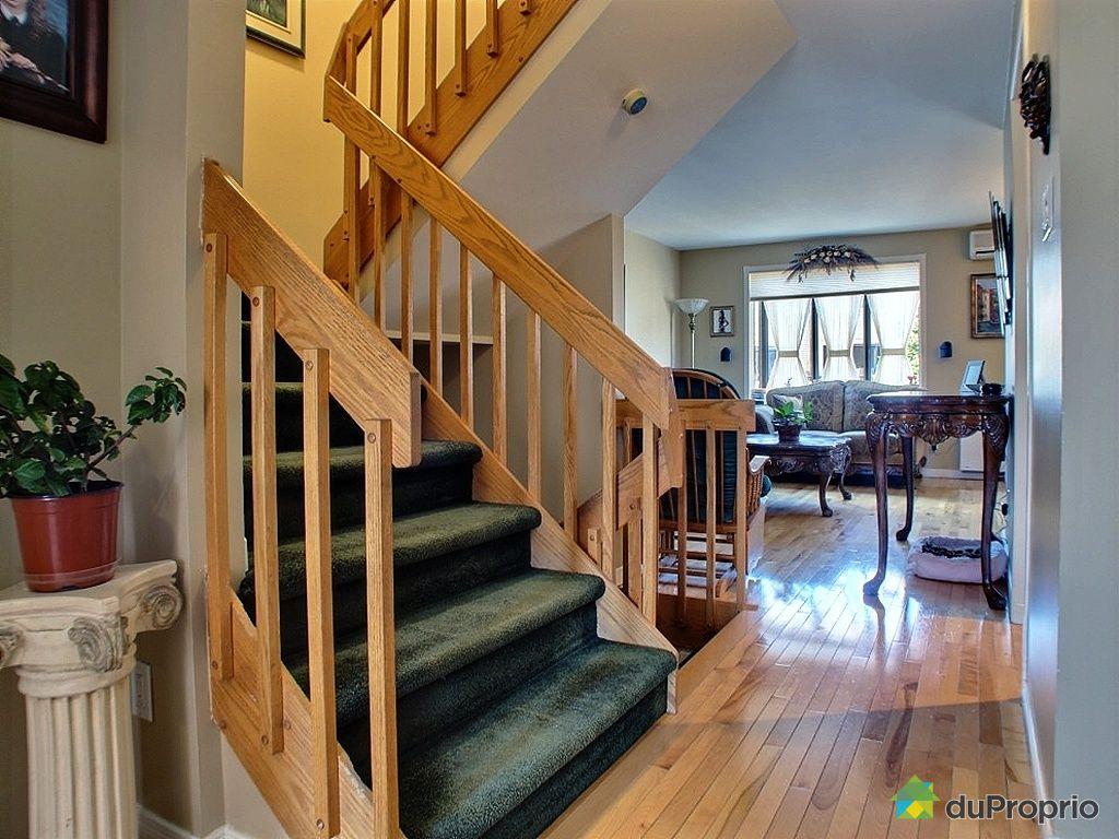 Maison vendu montr al immobilier qu bec duproprio 324089 for Alarme maison montreal