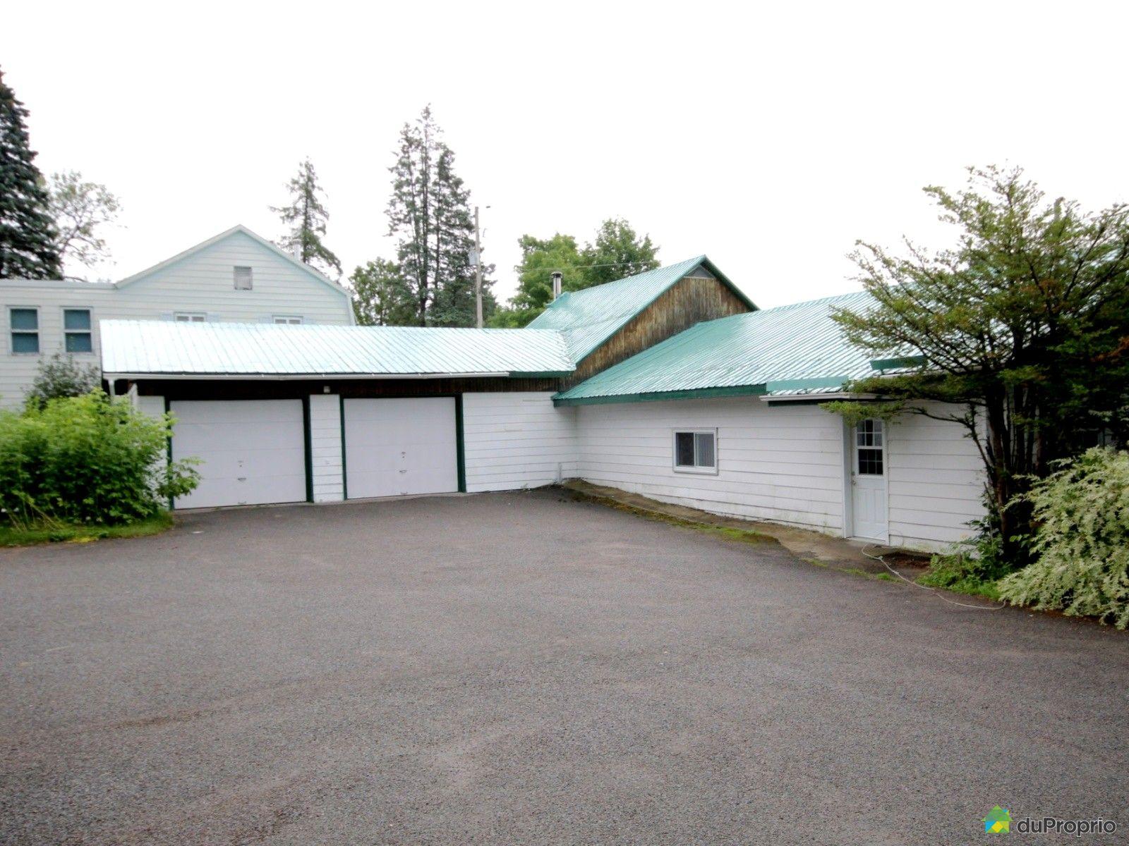 Maison vendre loretteville 216 rue georges cloutier immobilier qu bec d - Maison commercial a vendre ...