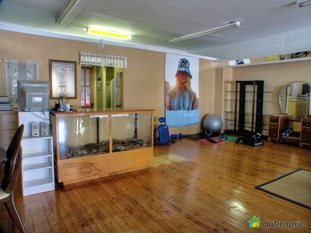 Maison vendre albanel 170 rue principale immobilier qu bec duproprio - Maison commercial a vendre ...