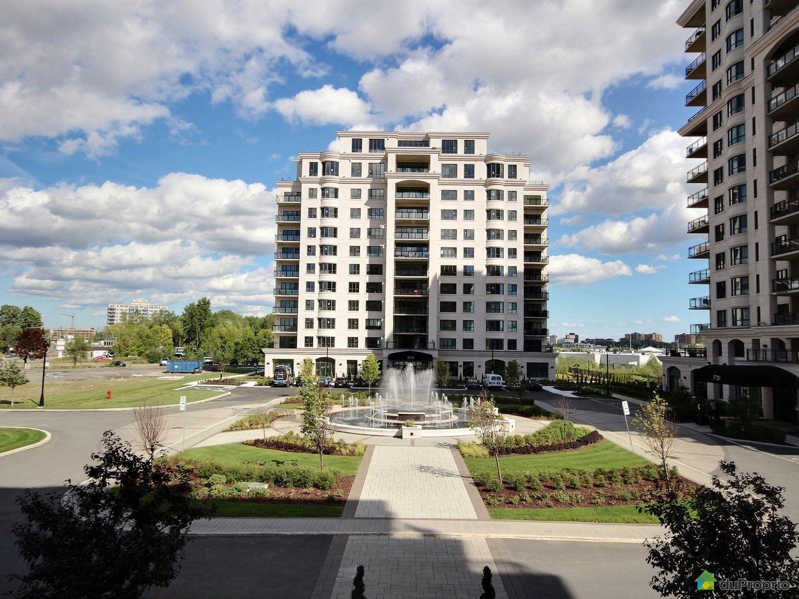 Condo vendre chomedey 202 3730 boulevard saint elz ar for Boulevard exterieur
